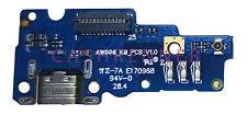 Connettore DI RICARICA MICROFONO FLEX USB Ricarica Connector Micro ASUS ZENFONE GO zc500tg