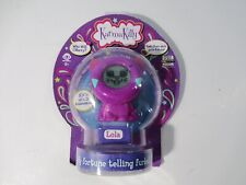 Wow Wee Karma Kitty Fortune Telling Furball CAT Lola Purple NEW SEALED G2