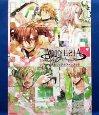 Amnesia Later Official Visual Fan Book Japanese Anime Illustrations
