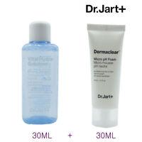 Dr.Jart Vital Hydra Solution Toner 30ml + Dermaclear Micro pH Foam 30ml K-beauty