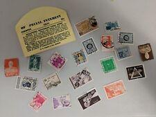Rare LOT OF 85 STAMPS 1941- 1960 NEW H.E. HARRIS & CO poland hungary TOGO scarce