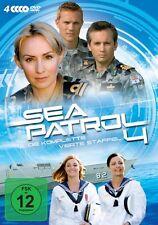 Sea Patrol - Season 4 (DVD) John Batchelor, Conrad Coleby, Steve Mann SEALED DVD
