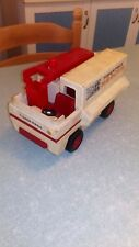 Ancien camion 1974 Fisher-price rescue dans son jus