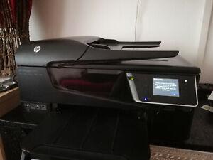 HP Officejet 6600 All-in-One Multifunktionsgerät - Schwarz (CN48F950ZH)