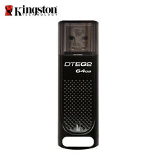 Kingston 64GB Digital DataTraveler Elite G2 USB 3.1 Flash Drive tracking include