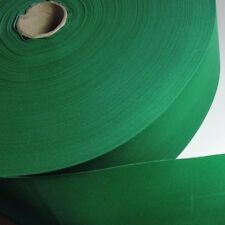 "5 Yards Of 2 1/2"" Green Velvet Holiday Christmas Ribbon Trim"