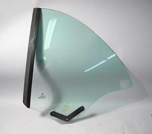 BMW E46 3-Series Convertible Left Rear Quarter Window Glass 2000-2006 USED OEM