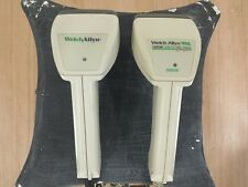 Two Welch Allyn Barcode Scanners