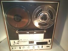 Webcor Reel-to-reel Solid-state Stereo Tape Recorder Auto Repeat 5000r
