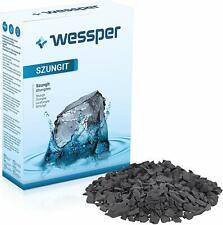 Wessper Shungit Schungit Rohstein Wasserstein Rohstück unbehandelt 500g - WES050