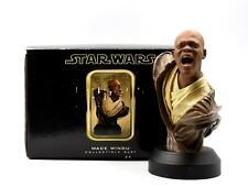Gentle Giant - Star Wars - Mace Windu Collectible Mini Bust