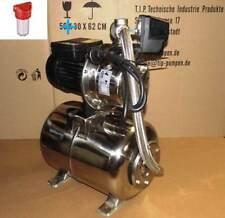 T.I.P. Hauswasserwerk HWW INOX 1300 Plus F Wasserpumpe Pumpe VORFILTER 5 Bar