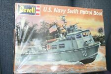 "US Navy Swift Patrol Boat 1/48 scale by Revell  sealed ""NO PAY PAL"""
