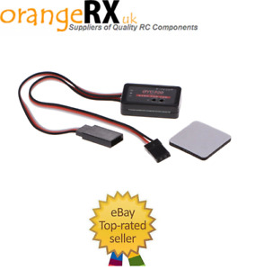 GYC300 RC Car Boat Drift Gyro Stability Control Drift Assist HPI D-box orangeRX