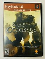 Shadow of the Colossus Greatest Hits  Sony PlayStation 2  2006 Complete
