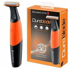 Remington MB010 Durablade Wet & Dry USB Recargable Para Hombre Afeitadora Eléctrica de Afeitar