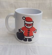 WAECHTERSBACH W. Germany SANTA with SACK Christmas Themed COFFEE MUG
