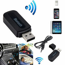 Wireless USB Micro Bluetooth 4.0 Aux Stereo Audio Car Adapter Receiver A2DP V1.2