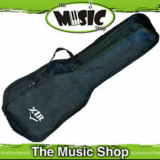 New Xtreme Baritone Size Ukulele Soft Carry Bag - Black with Handle - OB164