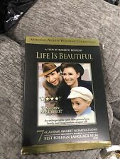 New listing Dvd Life Is Beautiful Sealed