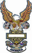Bicentennial Decal for Harley 76 FX FXE SUPERGLIDE  Liberty AMF Bi Centennial
