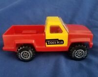 1978 Tonka Toy Truck Made in USA Red and Yellow