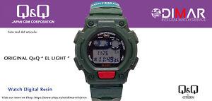 Vintage Watch Q&Q The Light. 9911, Wr 5m. Lap Memory 10. (M111 002)