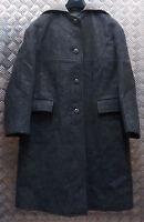 Genuine Vintage 1960`s Ladies Military Wool Grey Duffle Coat Greatcoat All Sizes