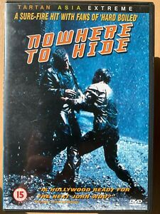 Nowhere to Hide DVD 1999 Korean Cult Asia Extreme Crime Thriller Movie Classic
