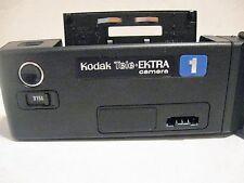 Kodak Tele-Ektra 1 Camera norm & Tele lens