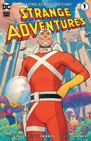 Strange Adventures #1 (Of 12) Var (2020 Dc Comics) First Print Shaner Cover