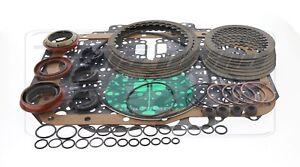 Fits Ford 4F27E 2000-05 Mazda Protege FN4A-EL 99-04 Transmission LS Rebuild Kit
