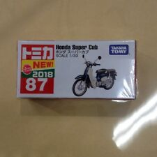 Tomica #87 Honda Super Cub  1/33  from Japan Takara Tomy