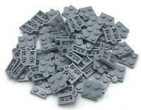 *NEW* Lego Grey Flat 2x2 Ball /& Connector Hinge Plates Cars Trailer 4 pieces