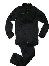 Nike men's Dri-Fit Black athletic Pants & Jacket set size XS