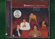 BOYZONE - A DIFFERENT BEAT CD NUOVO SIGILLATO