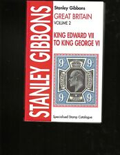 Stanley Gibbons, Great Britain Specialised Stamp Catalogue Volume 2, Edward VII