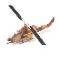 Diecast 1:72 IXO Marines AH-1W Super Cobra Helicopter Model Airplane Kids toy