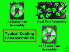 DAEWOO NUBIRA NEW RADIATOR FAN 1999 2000 2001 2002