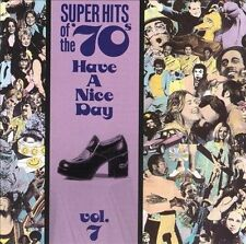 1 CENT CD VA Super Hits Of The '70s: Have A Nice Day, Vol. 7 lee michaels