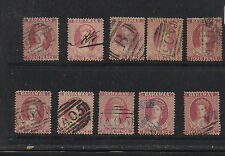 Bahamas   18  (10  stamps )  used   lot            MS1215