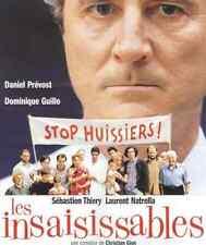 Bande annonce cinéma 35mm 2000 LES INSAISISSABLES Daniel Prevost