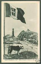 VALLE D'AOSTA GRAN SAN BERNARDO 07 CANE CANI - DOG