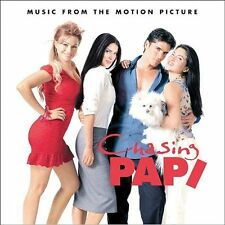 CHASING PAPI - MOTION PICTURE SOUNDTRACK cd rare JACI VELASQUEZ Marc Anthony