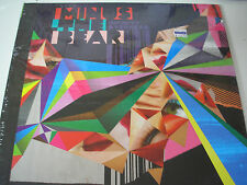 Minus the Bear - Infinity Overhead LP deluxe edition hardback cd slipmat sealed