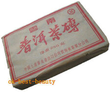 2000 Puer Puerh Tea Brick Zhongcha Aged Tea Ancient Tree Tea 250g free shipping