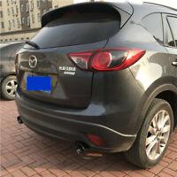 Edelstahl Auspuffblende Auspuff Endrohr Sport Blende für Mazda CX-5 KE KF CX-3