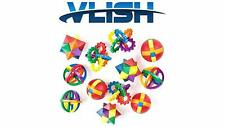 Vlish 12 Pack-Puzzle Balls, Party Favors, Goodie bags, Stocking Stuffers-Easter