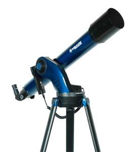 Meade 218001 StarNavigator NG 90mm GOTO Telescope Kit with Audiostar Controller