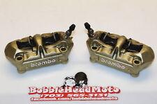 09-11 Bmw S1000rr Oem Right Left Front Brake Caliper Set Pair Calipers C8